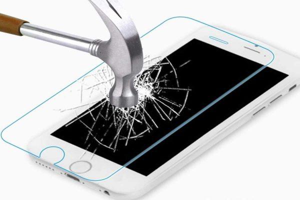 выбрать защитное стекло для смартфона