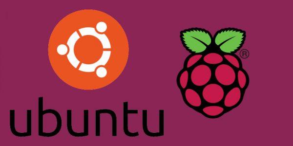 raspberry pi установка ubuntu