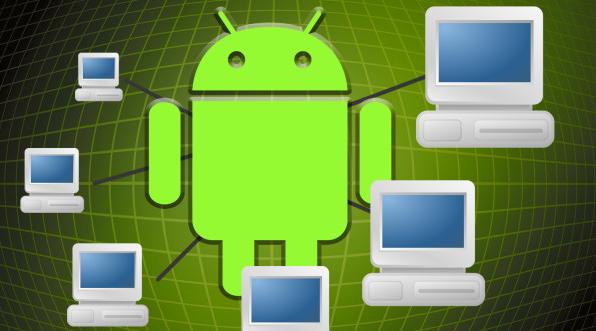 сервер на android